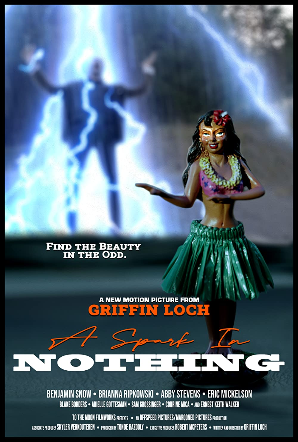 A Spark in Nothing (2021)| Watch Movies Online