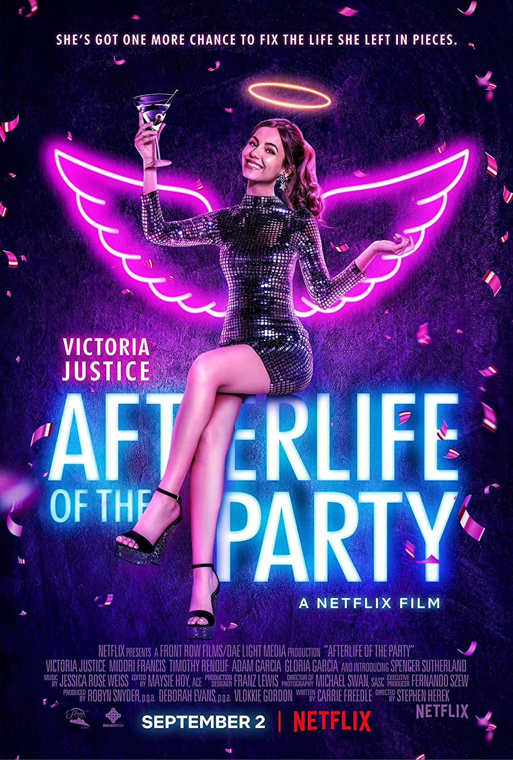 Afterlife of the Party| Watch Movies Online