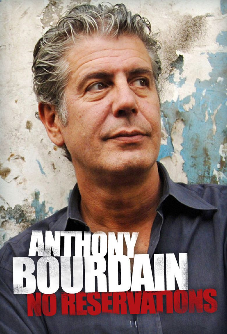 Anthony Bourdain: No Reservations - Season 3