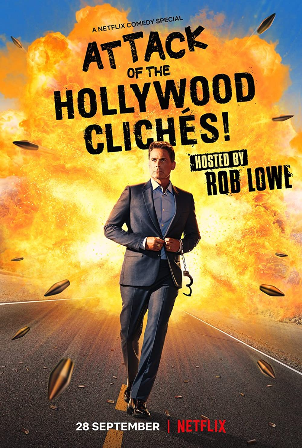 Attack of the Hollywood Cliches!  Watch Movies Online