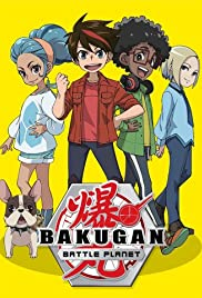 Bakugan: Battle Planet - Season 1