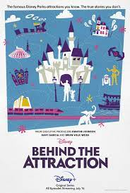 Behind the Attraction - Season 1