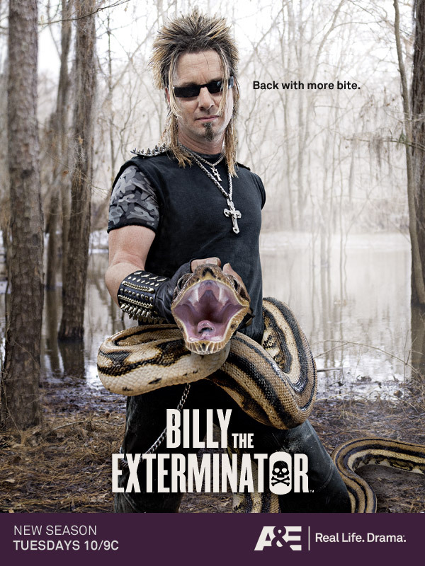 Billy the Exterminator - Season 3