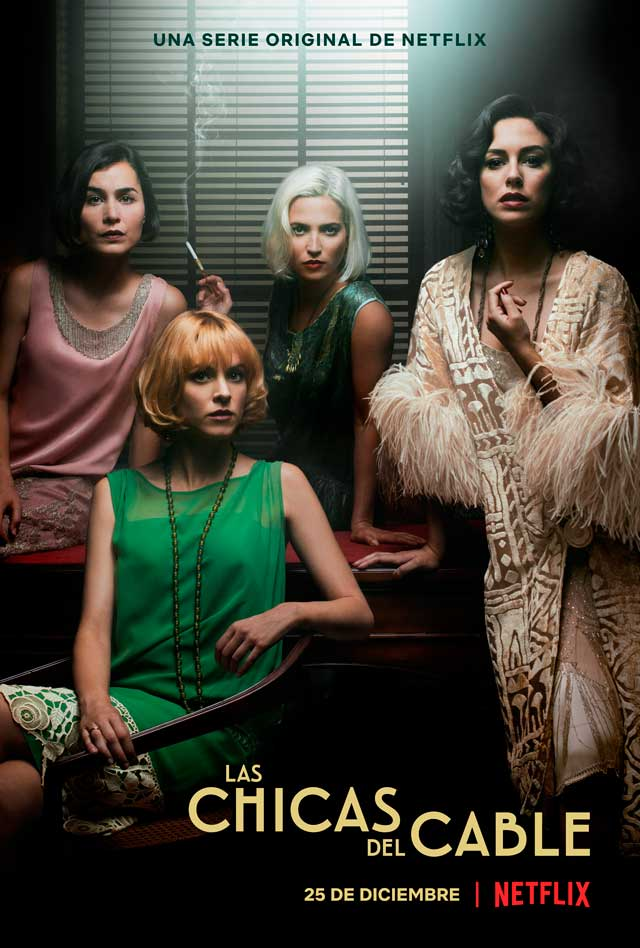 Cable Girls - Season 3  Watch Movies Online