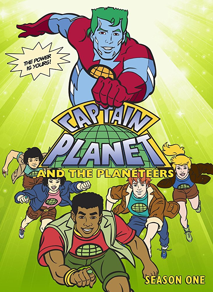 Captain Planet and the Planeteers - Season 4