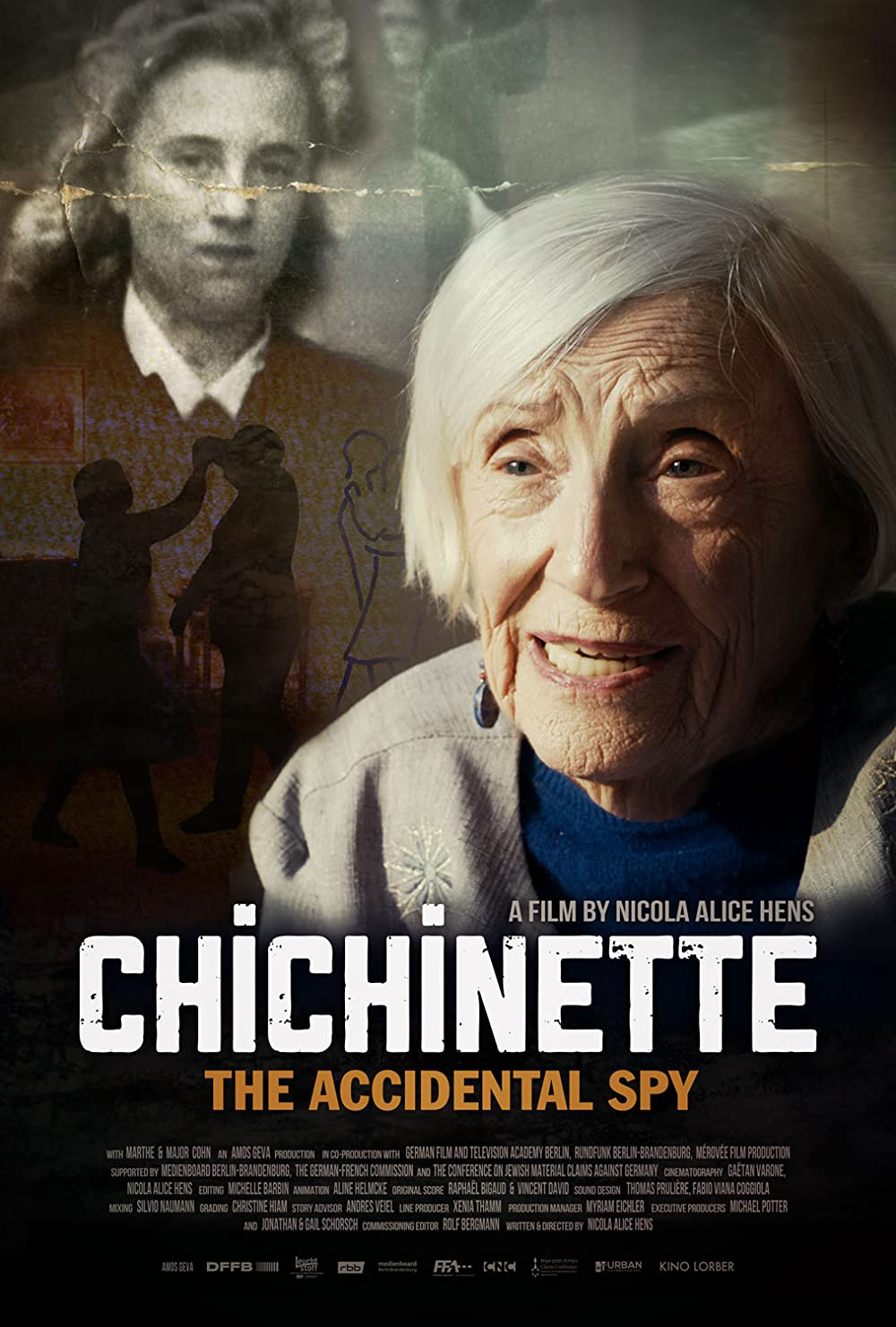 Chichinette: The Accidental Spy| Watch Movies Online