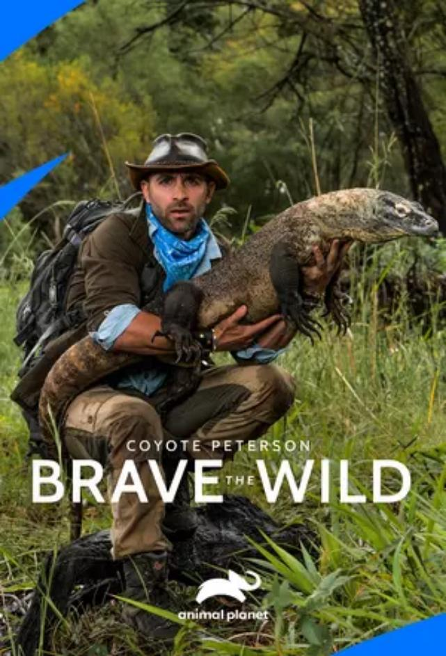 Coyote Peterson: Brave the Wild - Season 1| Watch Movies Online