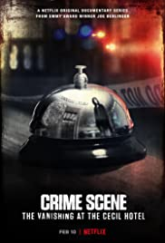 Crime Scene: The Vanishing at the Cecil Hotel - Season 1  Watch Movies Online