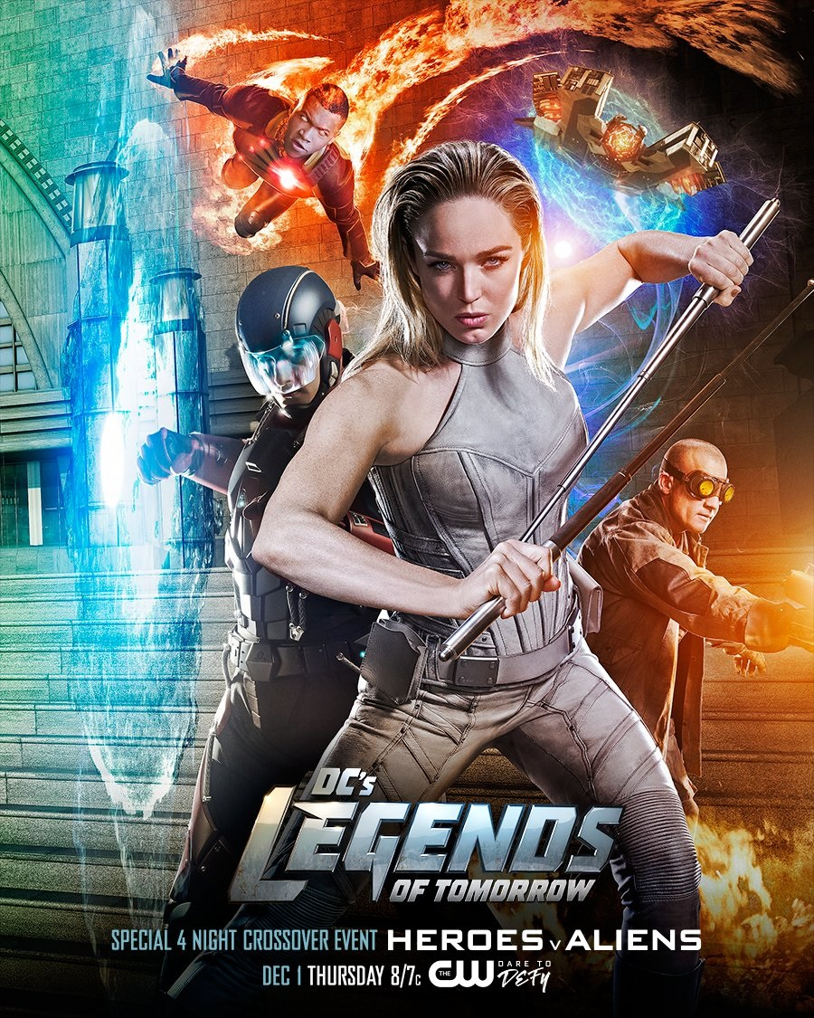 DC's Legends of Tomorrow - Season 3