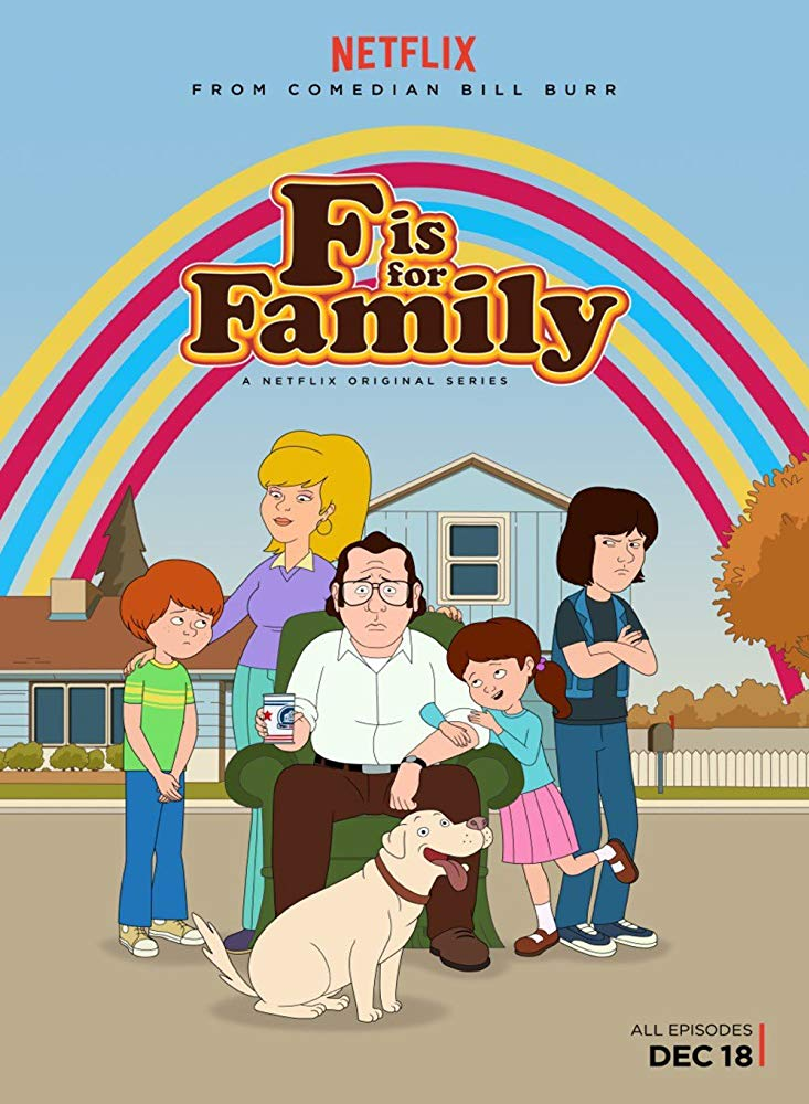 F Is For Family - Season 3  Watch Movies Online