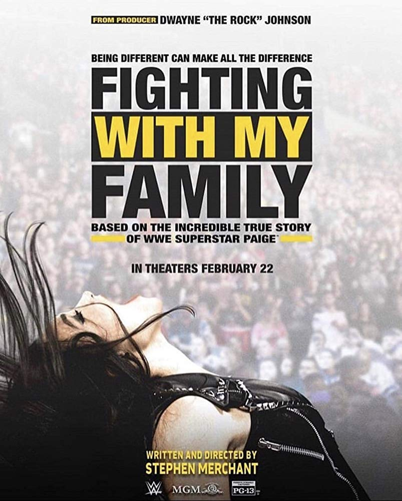 Fighting with My Family| Watch Movies Online