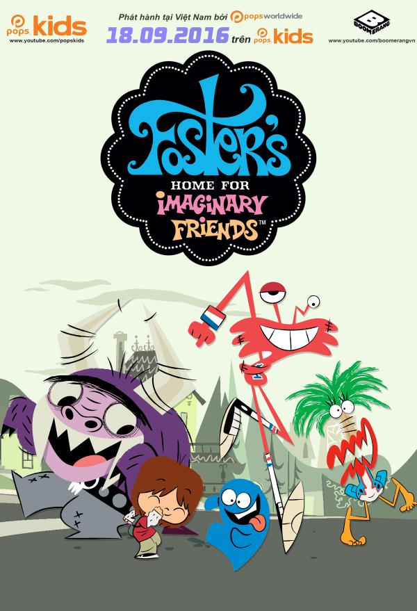 Foster's Home for Imaginary Friends - Season 3