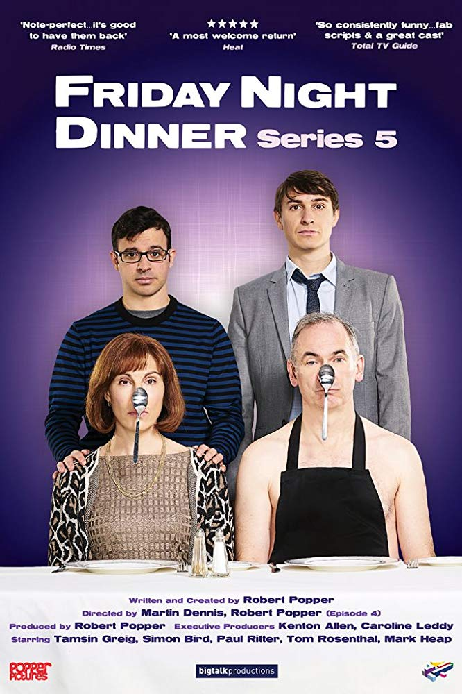 Friday Night Dinner - Season 1