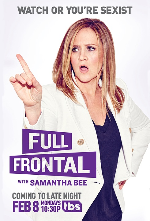 Full Frontal with Samantha Bee - Season 4  Watch Movies Online