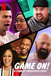 Game on!: A comedy Crossover Event - Season 1  Watch Movies Online