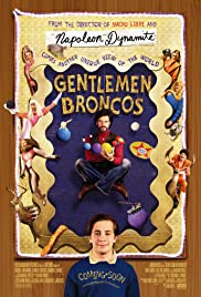 Gentlemen Broncos| Watch Movies Online