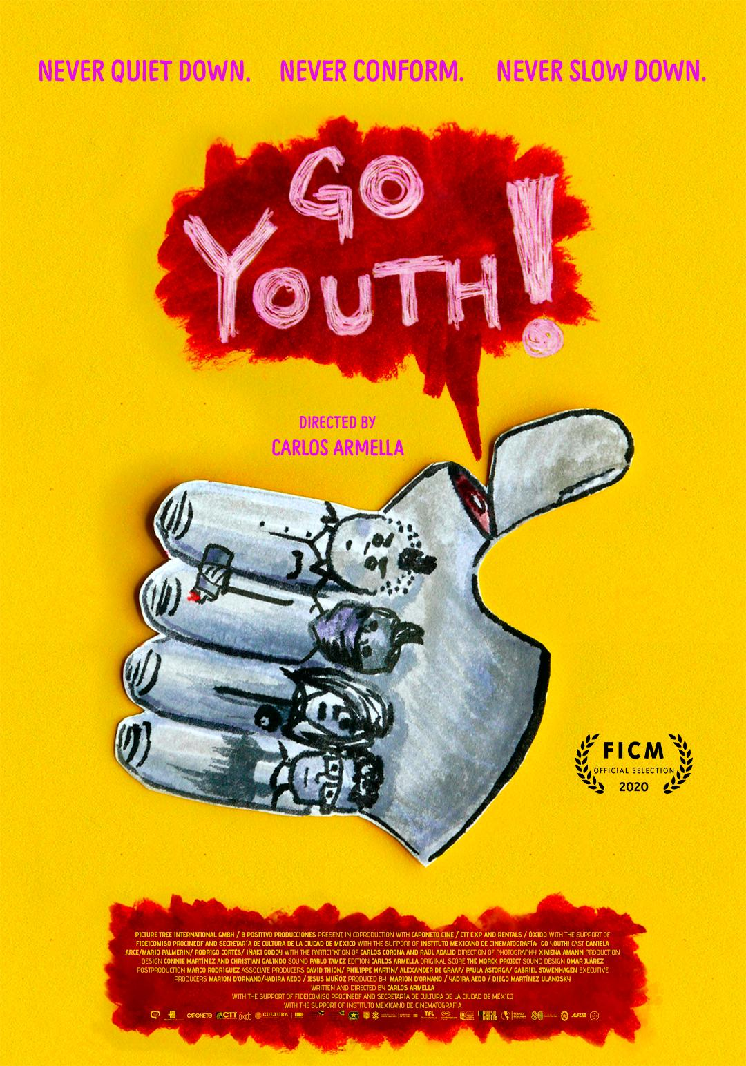 Go Youth!  Watch Movies Online