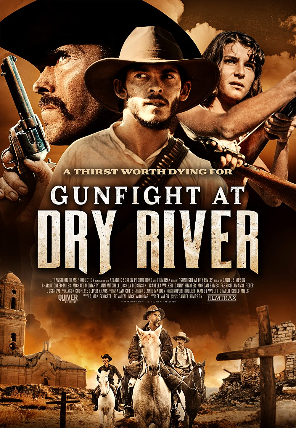 Gunfight at Dry River| Watch Movies Online