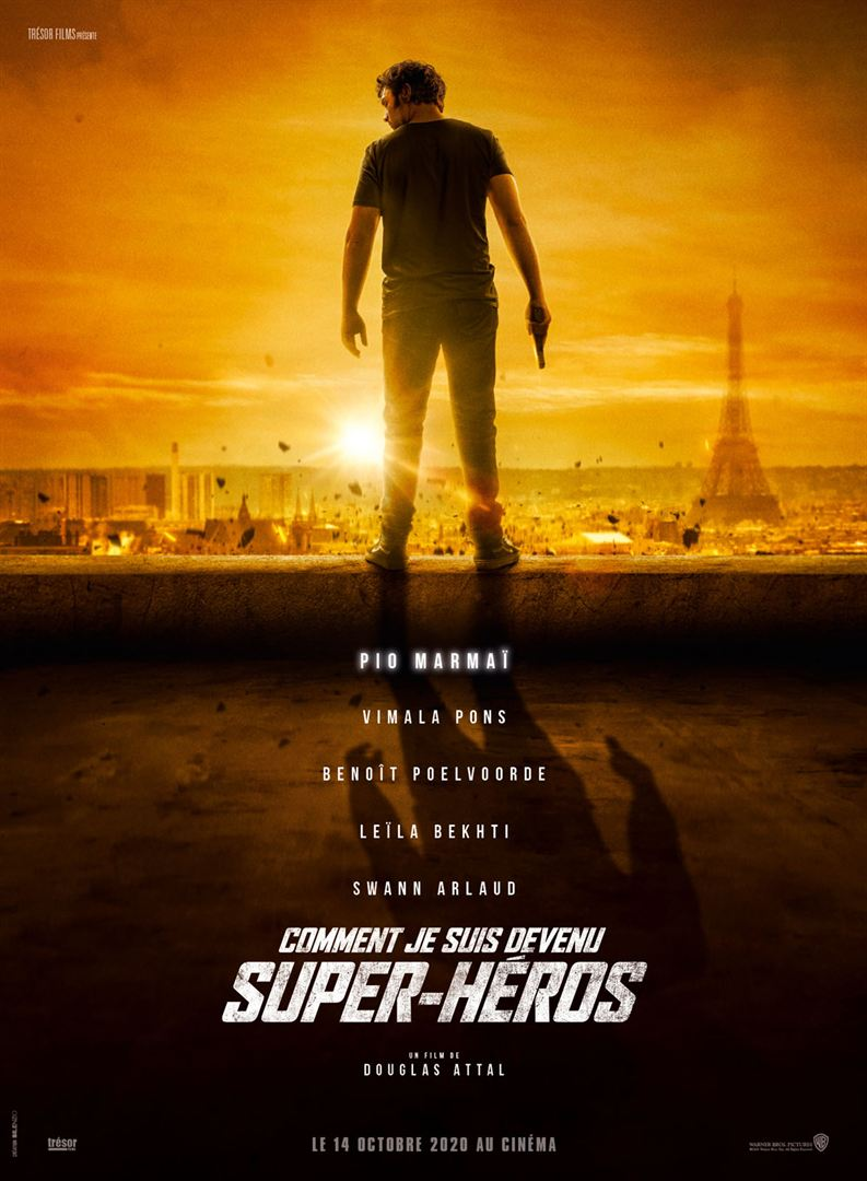 How I Became a Super Hero| Watch Movies Online