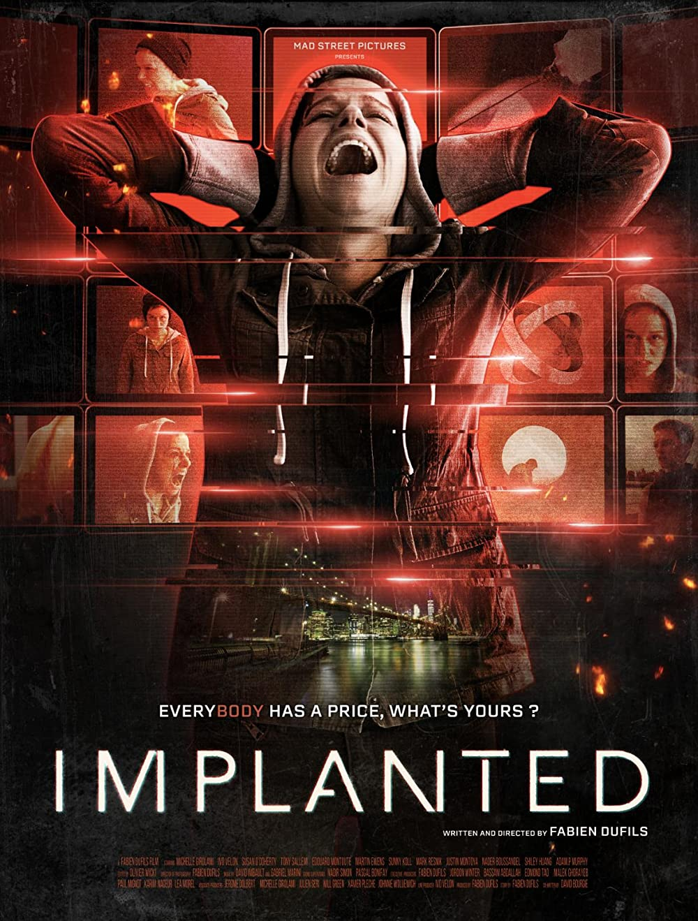 Implanted (2021)  Watch Movies Online
