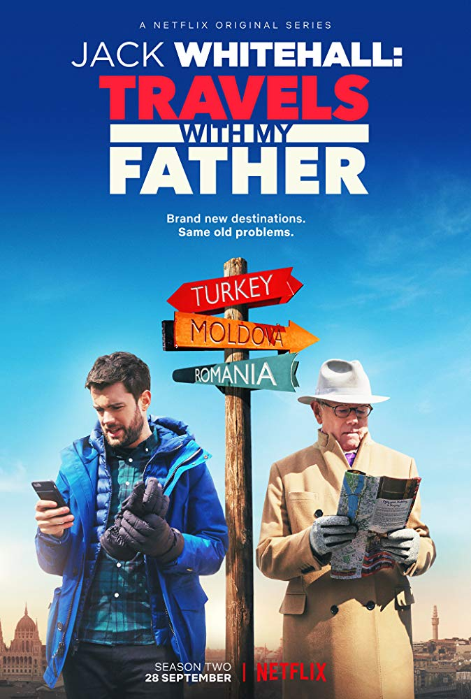 Jack Whitehall: Travels with my Father - Season 2
