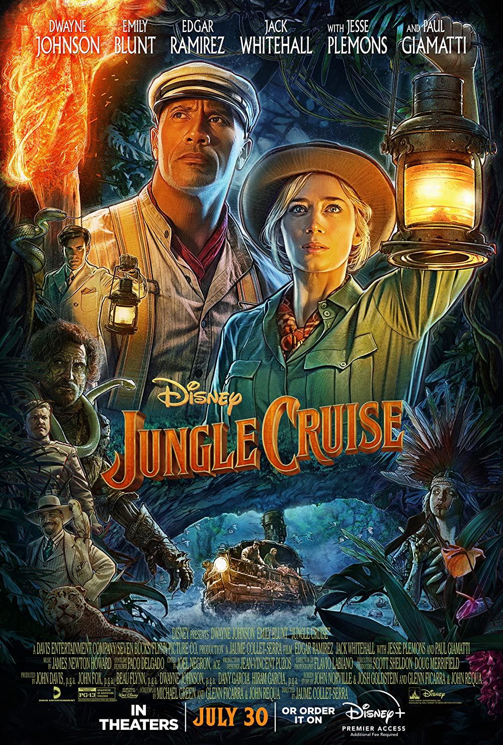 Jungle Cruise| Watch Movies Online
