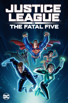 Justice League vs. the Fatal Five  Watch Movies Online