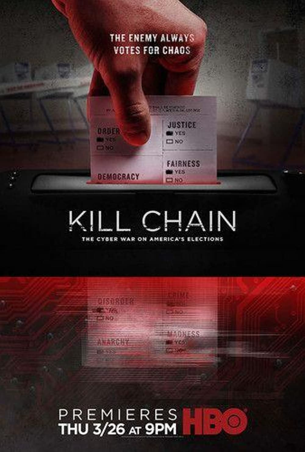 Kill Chain: The Cyber War on America's Elections| Watch Movies Online