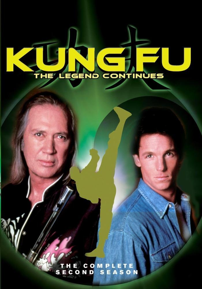 Kung Fu: The Legend Continues  - Season 2  Watch Movies Online