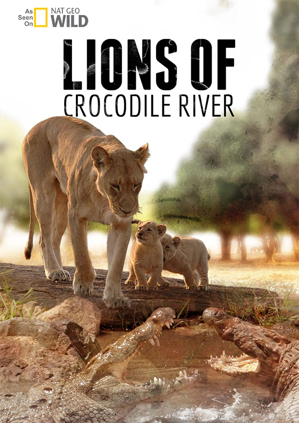 Lions of Crocodile River| Watch Movies Online