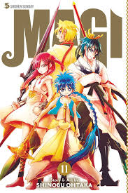 Magi: The Labyrinth of Magic| Watch Movies Online