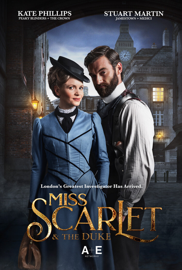Miss Scarlet and the Duke - Season 1| Watch Movies Online