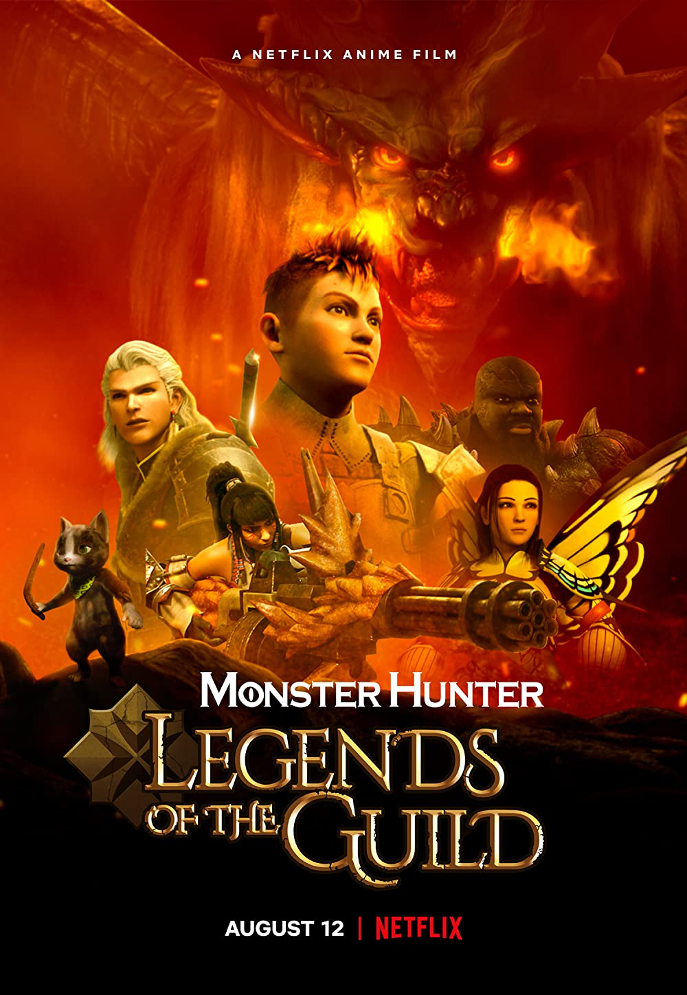 Monster Hunter: Legends of the Guild| Watch Movies Online