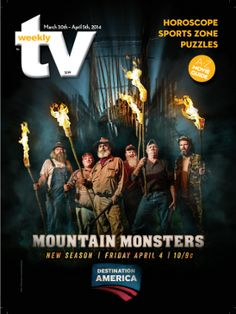Mountain Monsters - Season 5