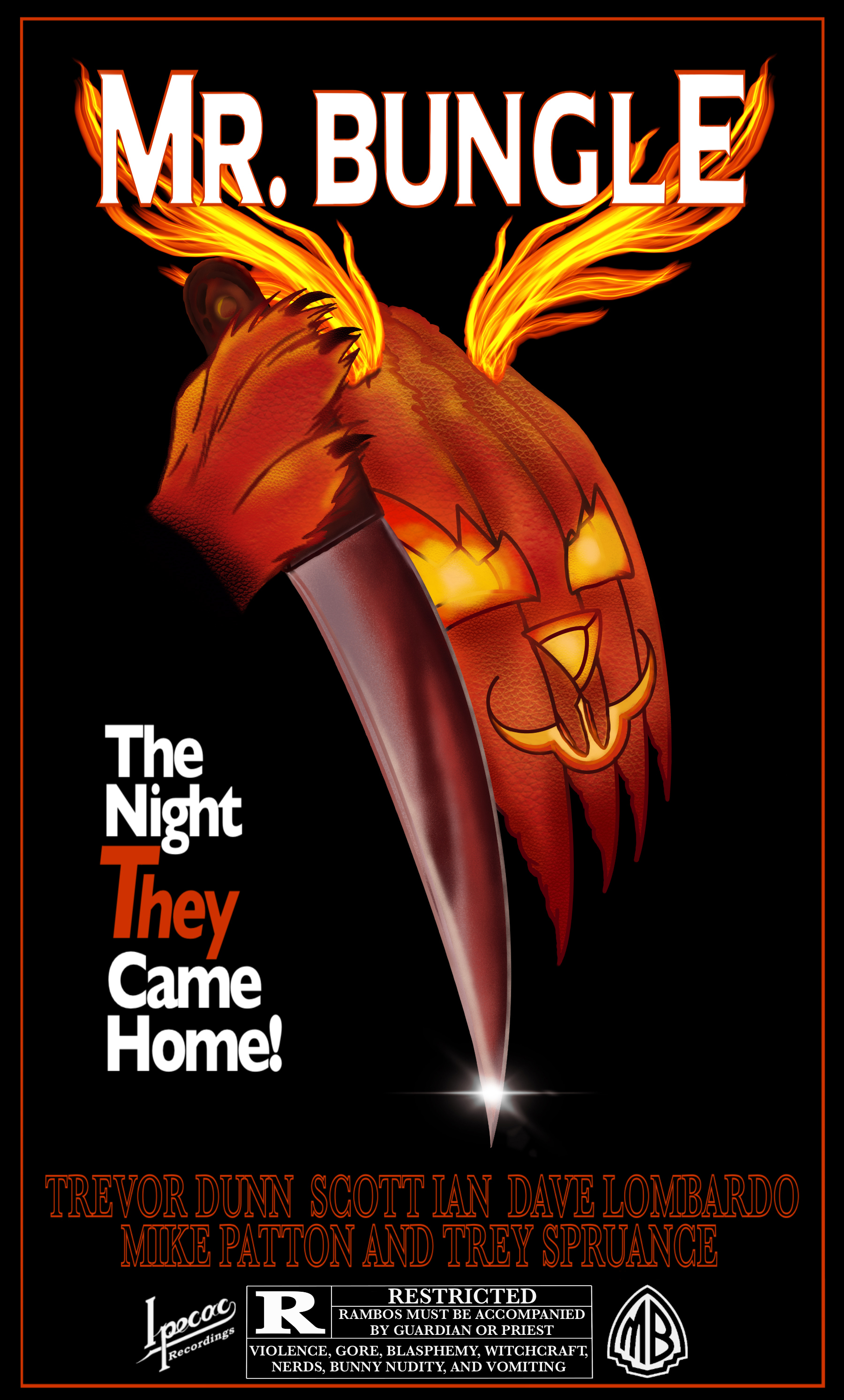 Mr. Bungle: The Night They Came Home| Watch Movies Online