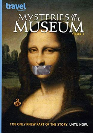 Mysteries at the Museum - Season 3