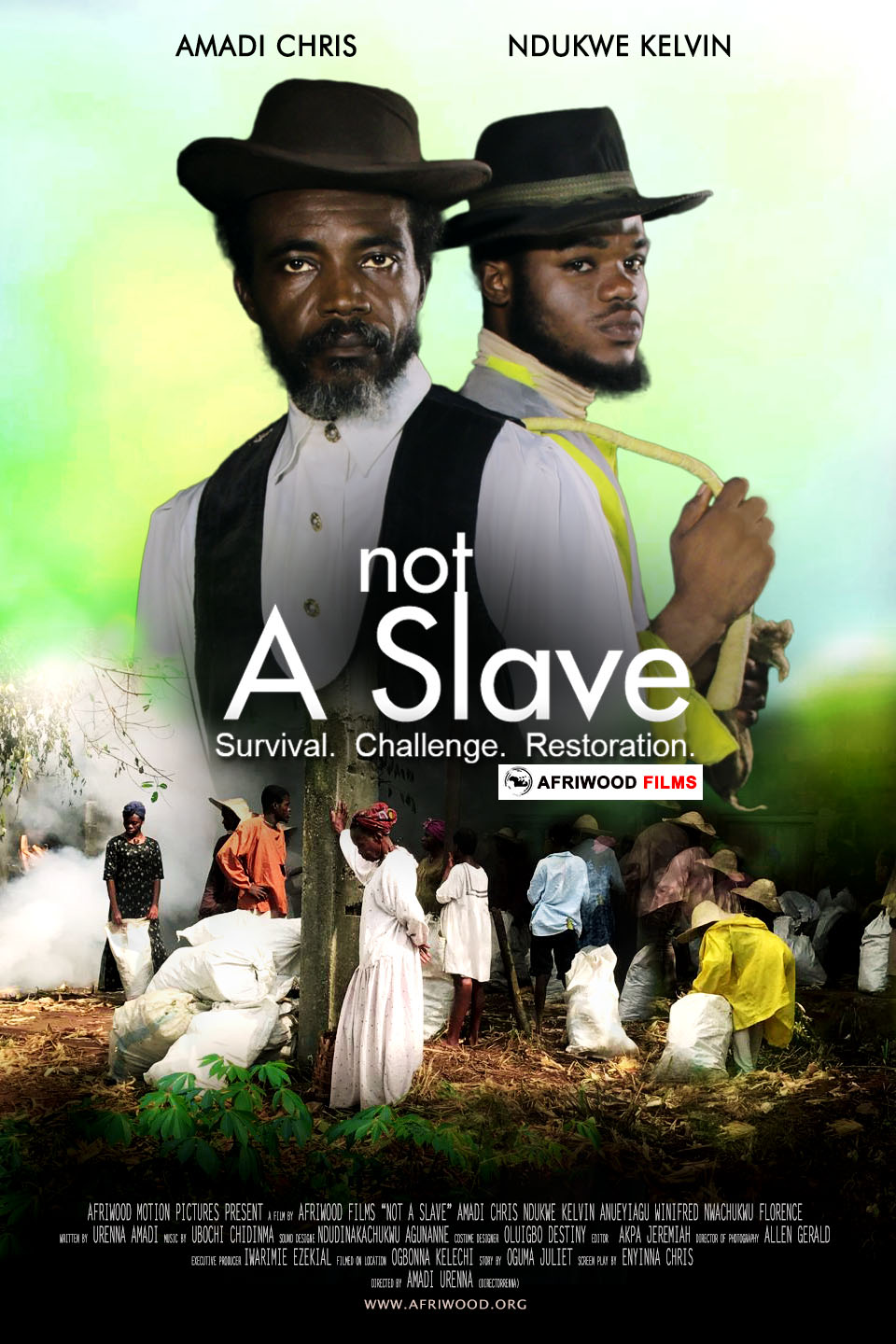 Not a Slave| Watch Movies Online