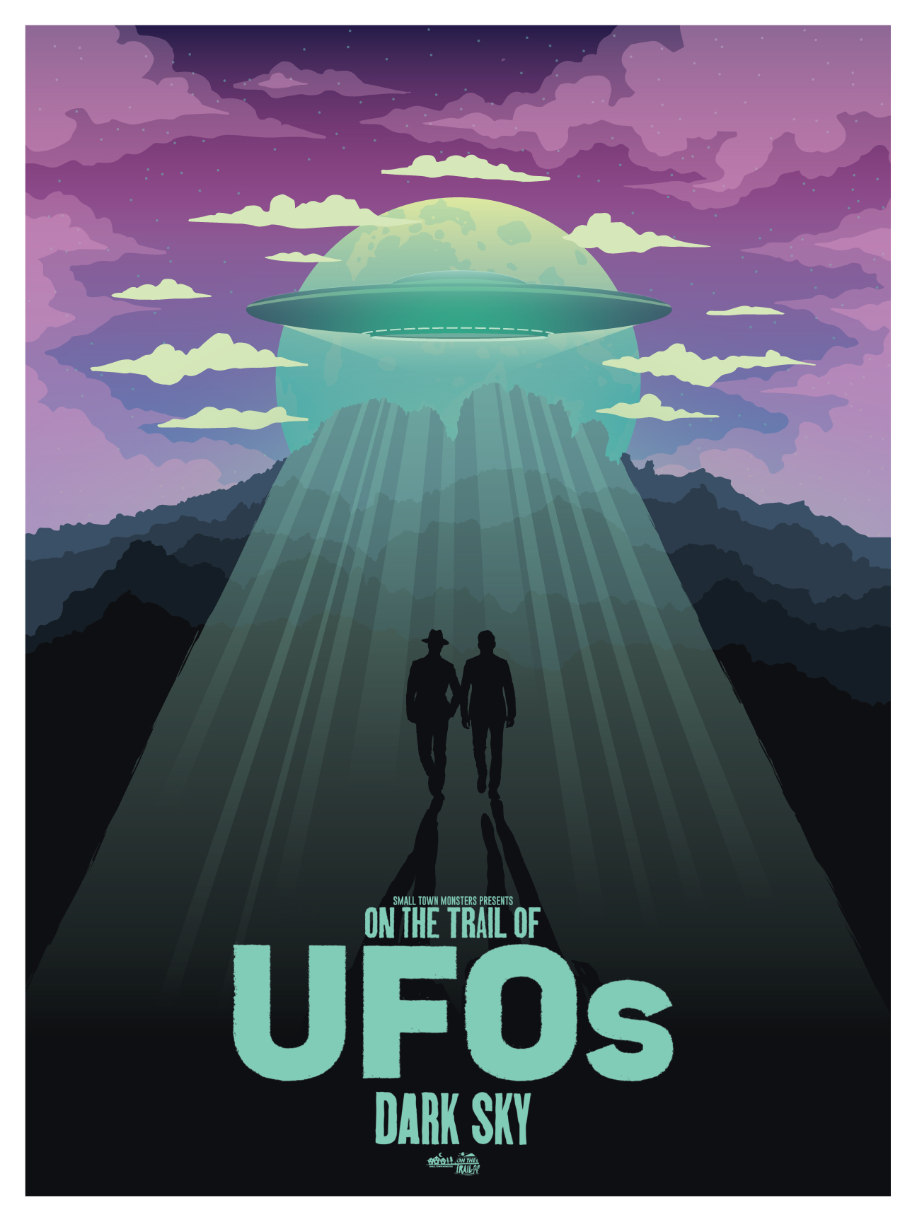 On the Trail of UFOs: Dark Sky  Watch Movies Online