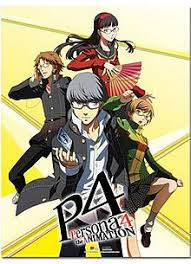 Persona 4 the Animation| Watch Movies Online