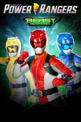 Power Rangers: Beast Morphers - Season 1
