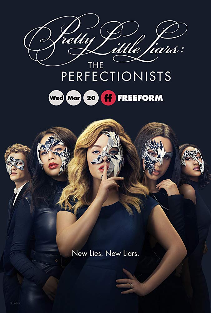 Pretty Little Liars: The Perfectionists - Season 1  Watch Movies Online