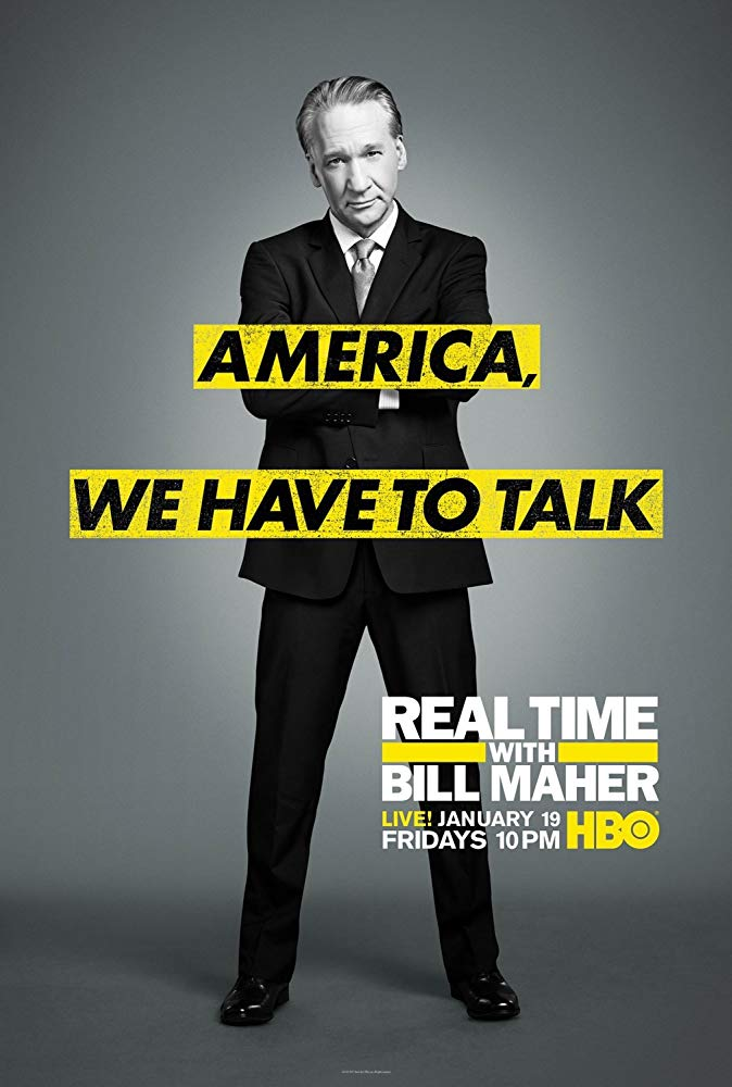 Real Time with Bill Maher - Season 18| Watch Movies Online
