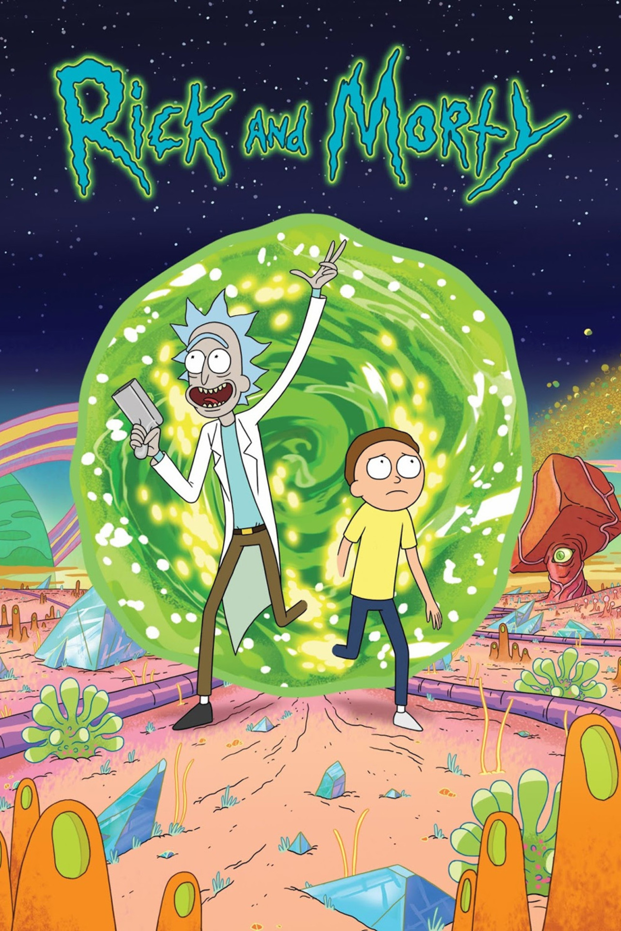 Rick and Morty - Season 5| Watch Movies Online