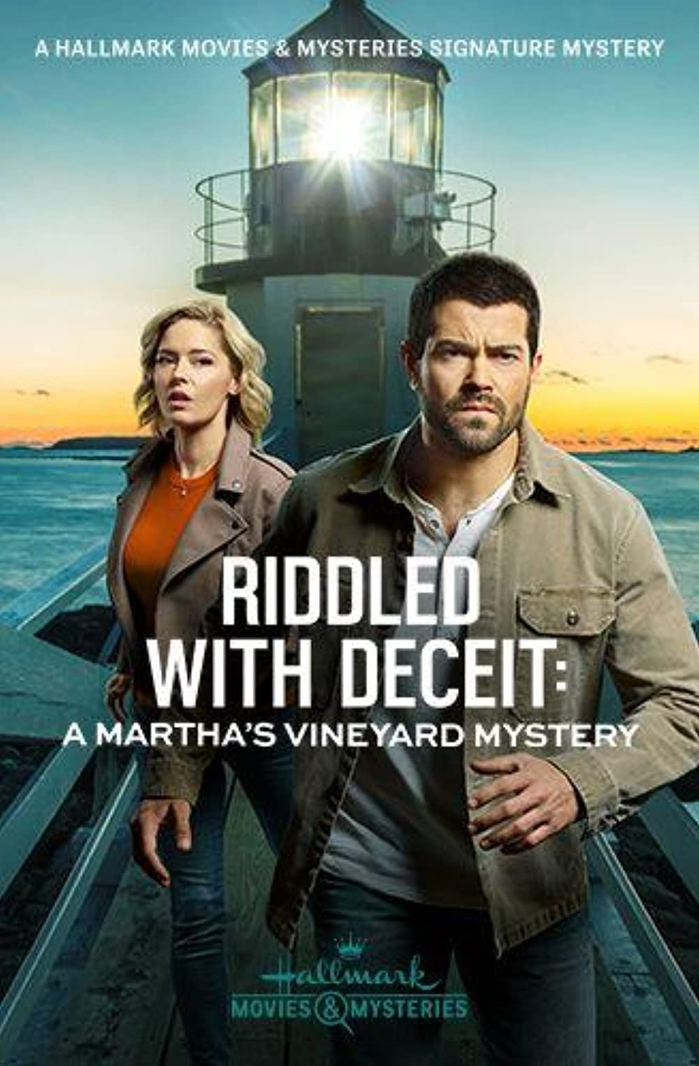 Riddled with Deceit: A Martha's Vineyard Mystery  Watch Movies Online