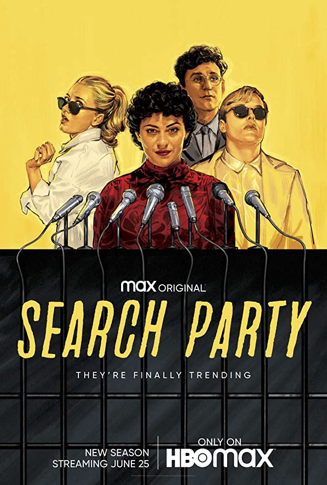 Search Party - Season 4| Watch Movies Online