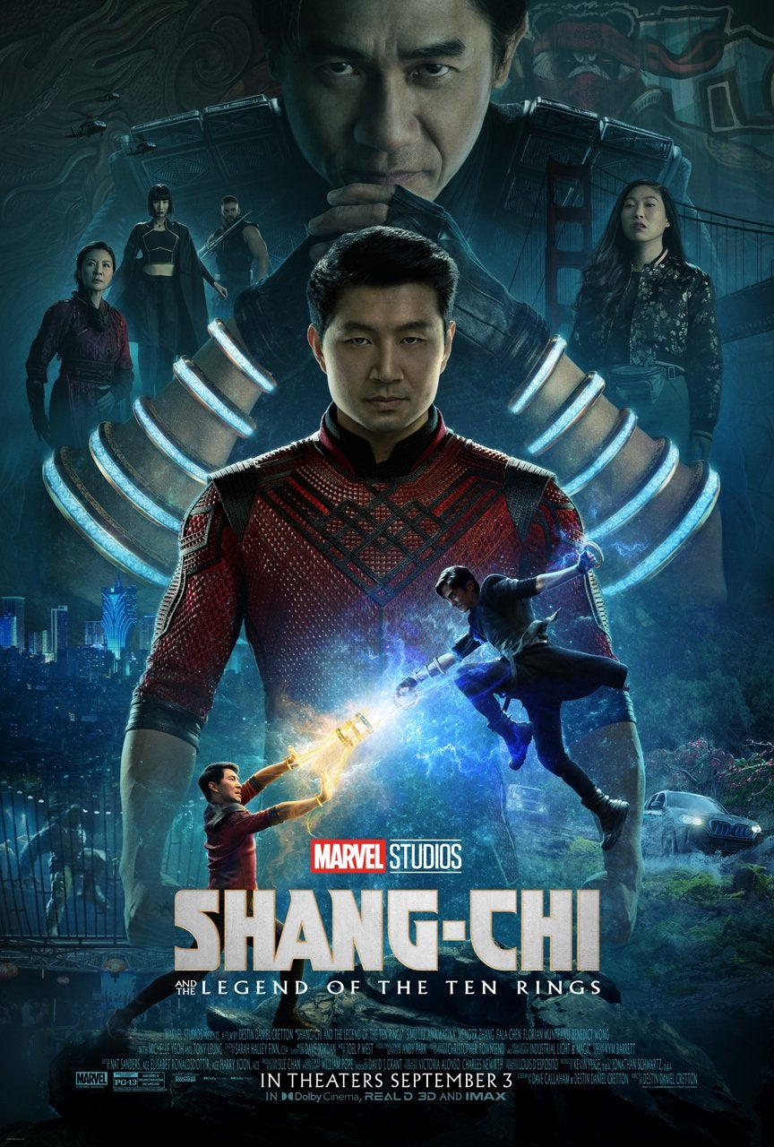 Shang-Chi and the Legend of the Ten Rings| Watch Movies Online