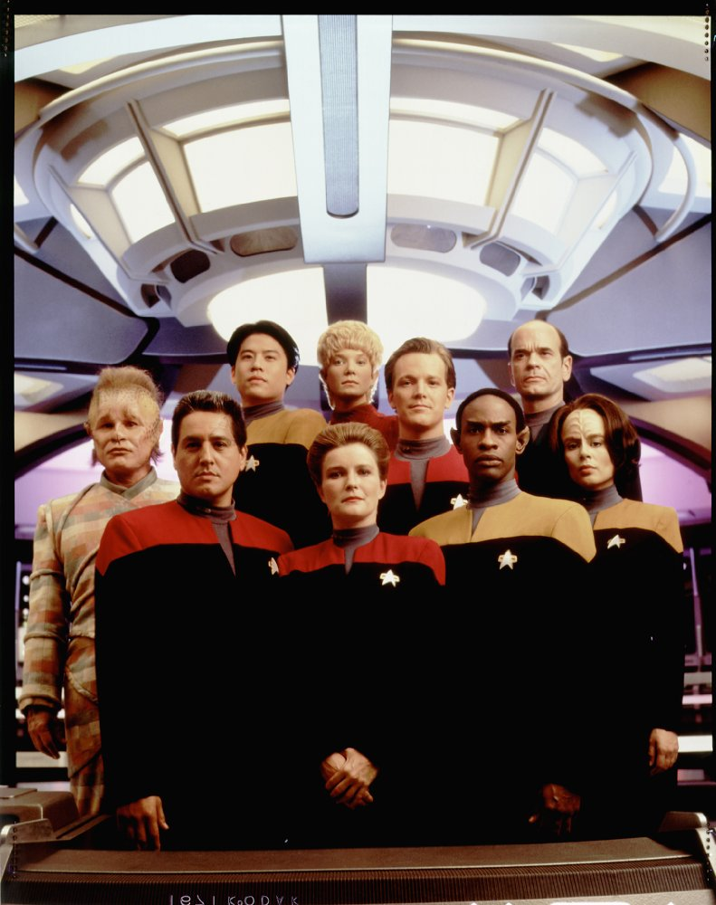 Star Trek: Voyager - Season 2| Watch Movies Online