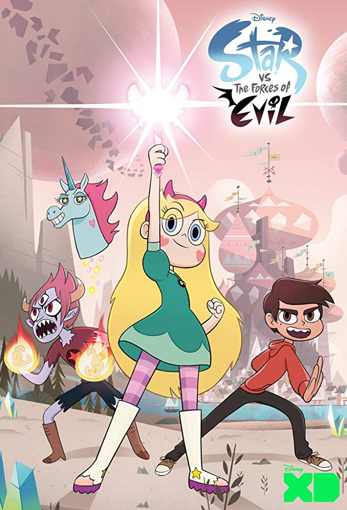Star Vs the Forces of Evil - Season 4| Watch Movies Online