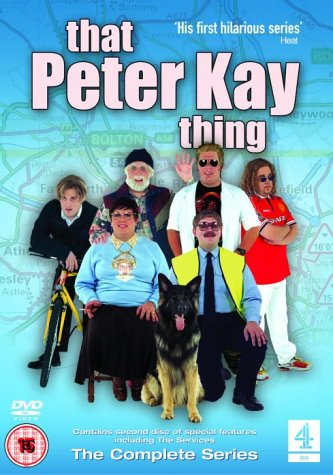 That Peter Kay Thing - Season 1