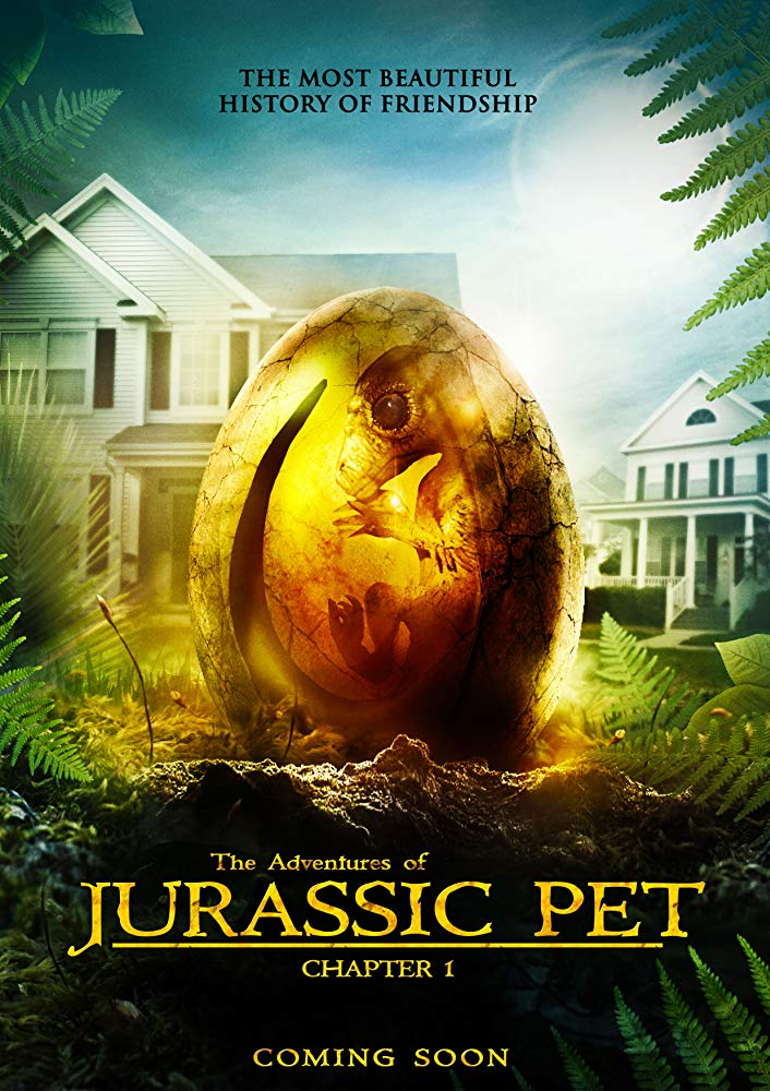 The Adventures of Jurassic Pet| Watch Movies Online
